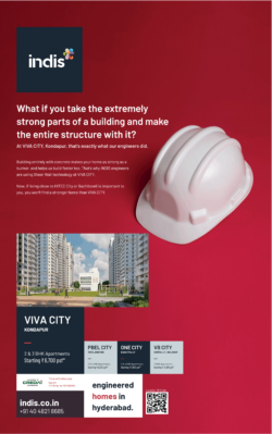 indis-viva-city-kondapur-2&-3-bhk-apartments-starting-rs-6700-psf-ad-times-of-india-hyderabad-10-7-2021