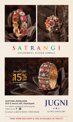 jugni-silver-jewellery-satrangi-special-offer-flat-15%-off-ad-times-of-india-chandigarh-10-7-2021