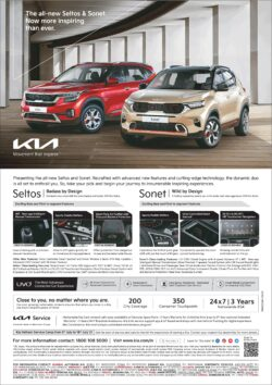 kia-the-all-new-seltos-and-sonet-now-more-inspiring-than-ever-ad-times-of-india-mumbai-03-07-2021