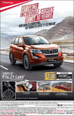 mahindra-the-plush-new-xuv-500-fuelling-incredible-stories-since-10-years-ad-times-of-india-bangalore-10-7-2021