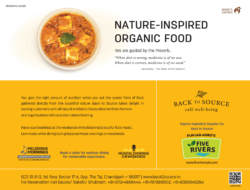 marcs-coffees-back-to-source-cafe-well-being-nature-inspired-organic-food-punjab-agros-five-rivers-ad-times-of-india-chandigarh-10-7-2021