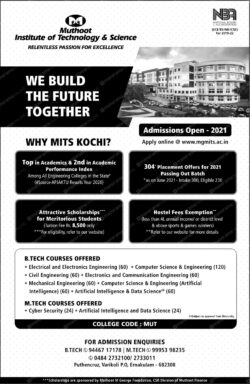 muthoot-institute-of-technology-&-science-admission-open-2021-ad-malayala-manorama-11-7-2021