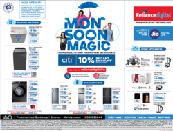 reliance-digital-monsoon-magic-offers-and-discounts-july-2021-ad-times-of-india-hyderabad-10-7-2021