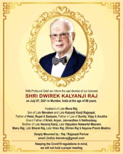 shri-dwirek-kalyan-raj-obituary-ad-times-of-india-mumbai-9-7-2021