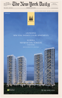 sobha-manhattan-towers-town-park-hosur-road-launching-new-york-themed-luxury-apartments-ad-times-of-india-bangalore-10-7-2021