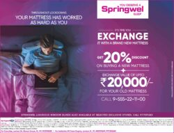 springwel-sleep-its-time-you-exchange-it-with-a-brand-new-mattress-ad-delhi-times-03-07-2021
