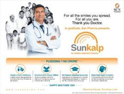 sun-pharma-sunkalp-an-initiative-dedicated-to-doctors-ad-toi-delhi-1-7-2021