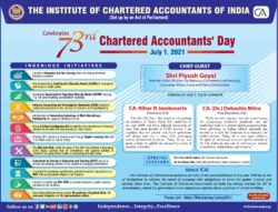 the-institute-of-charted-accountants-of-india-celebrates-73rd-chartered-accountants-day-ad-times-of-india-mumbai-01-07-2021